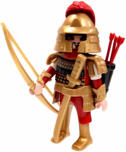 Playmobil Fi?ures Series 5 LOOSE Mini Figure Golden Archer