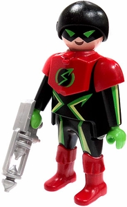 Playmobil Fi?ures Series 5 LOOSE Mini Figure Super Hero