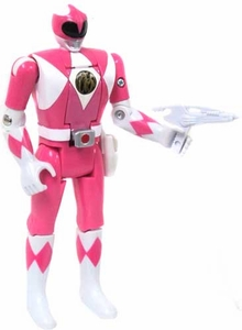 Power Rangers LOOSE Auto Morphin Action Figure Pink Ranger Kimberly