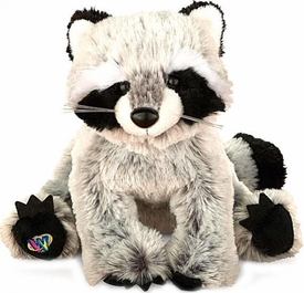 Webkinz Plush Raccoon