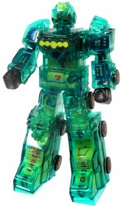 Power Rangers Lightspeed Rescue LOOSE 5 Inch Action Figure Green Megazord X-Ray