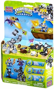 Skylanders SWAP FORCE Mega Bloks Exclusive Set #95482 Collector's Edition Pack