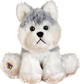 Webkinz Plush Husky Dog