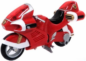 Power Rangers Lightspeed Rescue LOOSE Red Speeder Cycle
