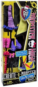 Monster High Create-A-Monster Color Me Creepy Add-On Pack Werewolf