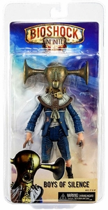 NECA Bioshock Infinite Series 1 Action Figure Boys of Silence