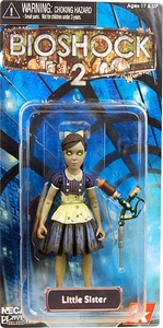 NECA Bioshock 2 Exclusive Action Figure Little Sister