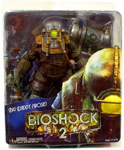 NECA Bioshock 2 Series 2 Ultra Deluxe Action Figure Big Daddy [Rosie]