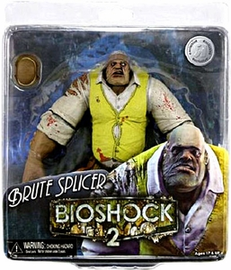 NECA Bioshock 2 Series 3 Exclusive Action Figure Brute Splicer