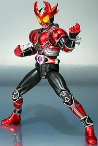 Kamen Rider S.H. Figuarts Action Figure Kamen Rider Agito [Burning Form] Pre-Order ships August