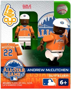 OYO Baseball MLB Generation 2 Building Brick Minifigure Andrew McCutchen [All-Star Game National League]