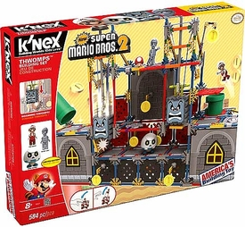 Super Mario K'NEX Set #38527 Thwomps