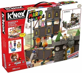 Super Mario K'NEX Set #38530 Bowser's Castle