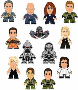 Battlestar Galactica Titan Series 1 Mystery Box [20 Packs] Pre-Order ships April