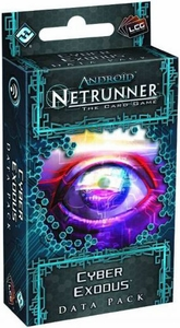 Android Netrunner Living Card Game Data Pack Cyber Exodus