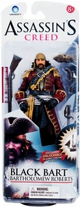 McFarlane Toys Assassin's Creed Exclusive Action Figure Black Bart