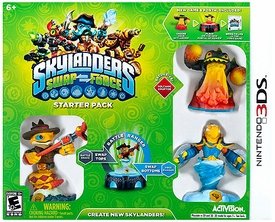 Skylanders SWAP FORCE Nintendo 3DS Starter Pack BLOWOUT SALE!