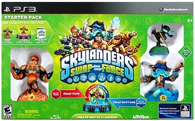 Skylanders SWAP FORCE Playstation 3 [PS3] Starter Pack