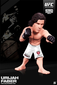 Round 5 UFC Ultimate Collector Series 13.5 LIMITED EDITION Action Figure Urijah Faber Only 1,000 Made!