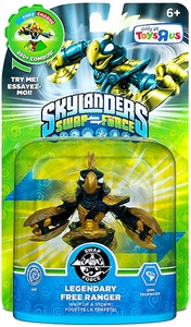 Skylanders SWAP FORCE Exclusive SWAPPABLE Figure Legendary Free Ranger