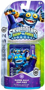 Skylanders SWAP FORCE Series 2 Figure Super Gulp Pop Fizz