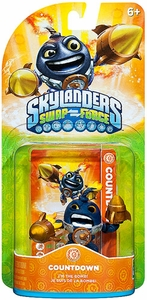 Skylanders SWAP FORCE Figure Countdown