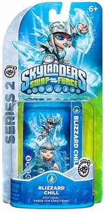Skylanders SWAP FORCE Series 2 Figure Blizzard Chill BLOWOUT SALE!
