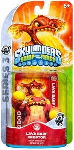 Skylanders SWAP FORCE Series 3 Figure Lava Barf Eruptor BLOWOUT SALE!