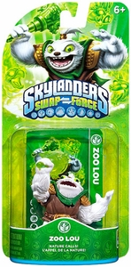 Skylanders SWAP FORCE Figure Zoo Lou