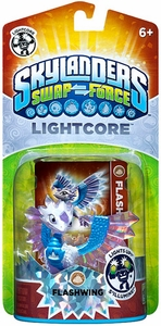 Skylanders SWAP FORCE Lightcore Figure Flashwing BLOWOUT SALE!