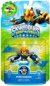 Skylanders SWAP FORCE Swappable Figure Free Ranger