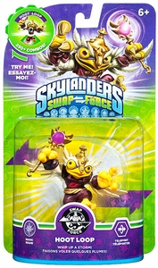 Skylanders SWAP FORCE Swappable Figure Hoot Loop BLOWOUT SALE!