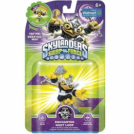 Skylanders SWAP FORCE Exclusive SWAPPABLE Figure Enchanted Hoot Loop