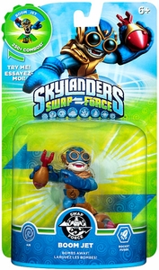 Skylanders SWAP FORCE Swappable Figure Boom Jet