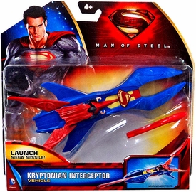 Man of Steel Movie Vehicle Kryptonian Interceptor