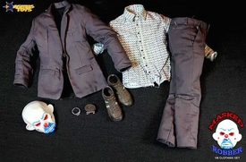 Asmus Toys 1/6 Scale Clothing Set Masked Robber