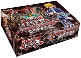 YuGiOh Legendary Collection 4: Joey's World [5 Mega Packs, 3 Promo Cards, 6 Tokens & 1 Game Board] Hot!