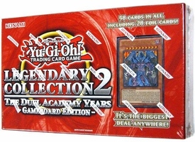 YuGiOh GX Legendary Collection 2: Duel Academy Years Gameboard Edition