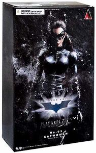Dark Knight Rises Square Enix Play Arts Kai Series 2 Action Figure Selina Kyle [Catwoman]