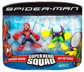 Spider-Man Super Hero Squad Spider-Man & Mysterio