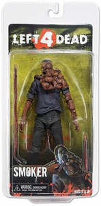 NECA Left 4 Dead Action Figure Smoker