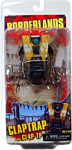 NECA Borderlands Action Figure Claptrap