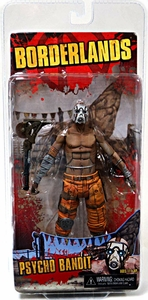 NECA Borderlands Action Figure Psycho