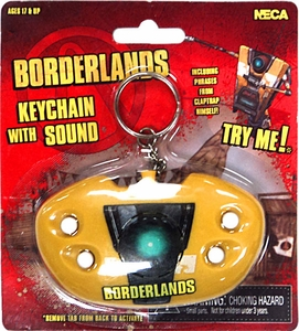 NECA Borderlands Keychain with Sound