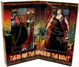 Mezco Toyz Warriors 9 Inch Deluxe Series 1 Cloth Outfit Figure Ajax