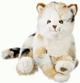 Webkinz Signature Deluxe Plush Figure Marble Cat
