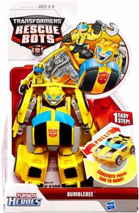 Transformers Rescue Bots Action Figure Bumblebee