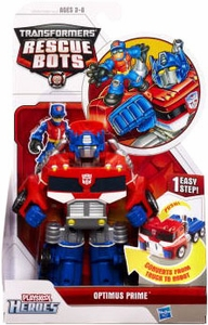 Transformers Rescue Bots Action Figure Optimus Prime