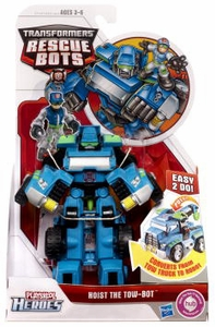 Transformers Rescue Bots Action Figure Hoist The Tow-Bot