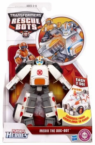 Transformers Rescue Bots Action Figure Medix The Doc-Bot